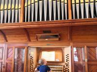 Orgelführung für Kinder am 4.08.2020 in St. Vitus Sailauf (11)