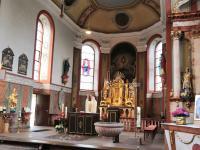 Fronleichnam Vorabendmesse 10.06.2020 St. Vitus Sailauf (5)