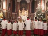 Messfeier zum Heiligen Abend 2019 St. Vitus Sailauf (4)