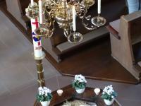 Messfeier 2. Weihnachtsfeiertag 2020 Feldkahl (1)