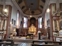 Erntedank Messfeier in Sailauf St. Vitus am 3.10 (3)