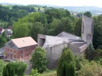Auferstehungskirche Sailauf 1971 bis 2009