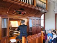Orgelführung für Kinder am 4.08.2020 in St. Vitus Sailauf (4)