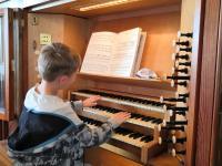 Orgelführung für Kinder am 4.08.2020 in St. Vitus Sailauf (7)