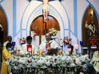 Bischof Arulselvam Rayappan besucht erstmalig Einrichtungen in seinem neuen Bistum Salem (13)