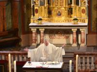 Messfeier an Allerheiligen 2020 in St. Vitus (1)