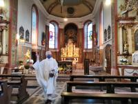 Erntedank Messfeier in Sailauf St. Vitus am 3.10 (4)