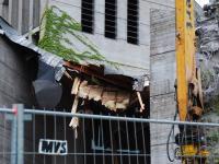 Auferstehungskirche Abriss Juli 2009
