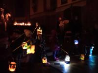 Martinsfeier der Jüngsten am 11.11.2020 in Sailauf (8)