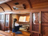 Orgelführung für Kinder am 4.08.2020 in St. Vitus Sailauf (10)