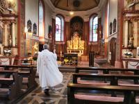 Erntedank Messfeier in Sailauf St. Vitus am 3.10 (5)