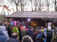 Waldweihnacht Sailauf 2019 (7)