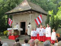 Marienkapelle oder Waldkapelle Rottenberg