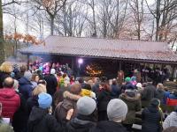 Waldweihnacht Sailauf 2019 (3)