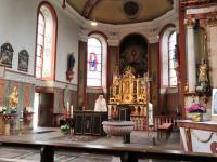 Fronleichnam Vorabendmesse 10.06.2020 St. Vitus Sailauf (3)