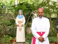 Freude über die Ernennung zum Bischof im Päpstlichen Institut Bangalore (4)
