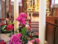 Fronleichnam Vorabendmesse 10.06.2020 St. Vitus Sailauf (10)