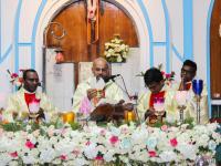 Bischof Aruselvam Rayappan besucht erstmalig Einrichtungen in seinem neuen Bistum Salem (15)