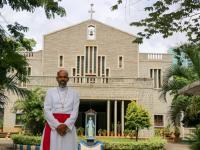 Freude über die Ernennung zum Bischof im Päpstlichen Institut Bangalore (6)
