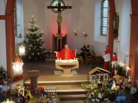 Messfeier 2. Weihnachtsfeiertag 2020 Feldkahl (3)