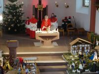 Messfeier 2. Weihnachtsfeiertag 2020 Feldkahl (2)