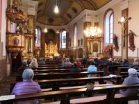 Messfeier an Allerheiligen 2020 in St. Vitus (2)