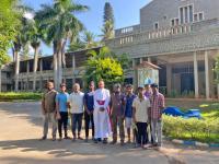 Freude über die Ernennung zum Bischof im Päpstlichen Institut Bangalore (3)