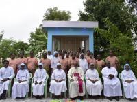 Bischof Arulselvam Rayappan besucht erstmalig Einrichtungen in seinem neuen Bistum Salem (9)